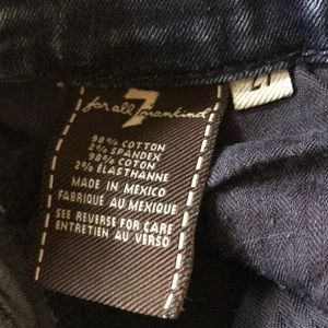 7 For All Mankind Jeans - 🌺 Seven For All Mankind Jeans